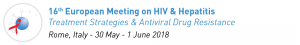 16th European meeting on HIV Hepatitis @ Rome, Italie | Italie