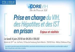 Prise en charge du VIH, des Hépatites et des IST en Prison : Enjeux et Réalités. @ Mairie du 10ème 75010 PARIS