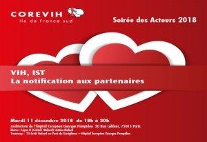 VIH, IST La notification aux partenaires @ Hôpital Européen Georges Pompidou | Paris | Île-de-France | France