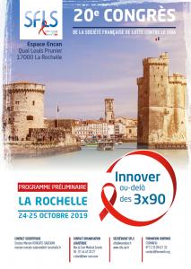 CONGRES SFLS 2019 @ La Rochelle | Nouvelle-Aquitaine | France